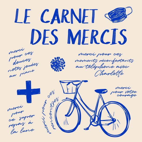 Logo Le Carnet des Mercis