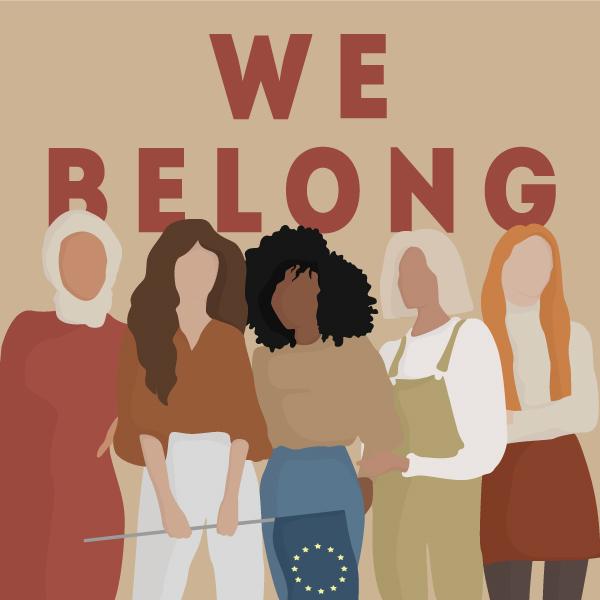Logo We Belong